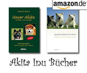 Akita Inu Bücher