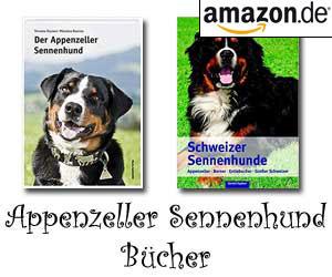 Appenzeller Sennenhund Bücher