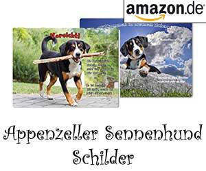 Appenzeller Sennenhund Schilder
