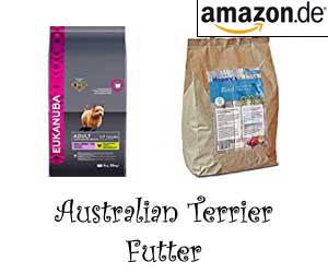 Australian Terrier Futter