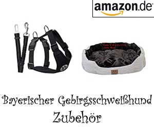 Bayerischer Gebirgsschweißhund Zubehör