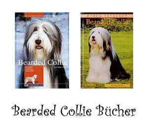 Bearded Collie Bücher