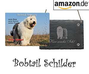 Bobtail Schilder