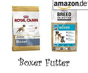 Boxer Futter