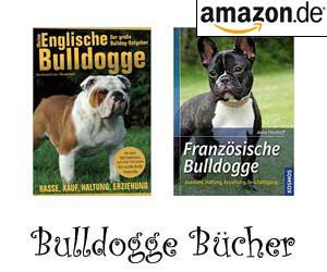 Bulldogge Bücher