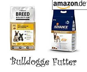 Bulldogge Futter