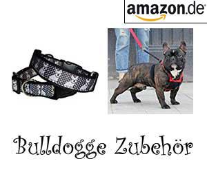 Bulldogge Zubehör