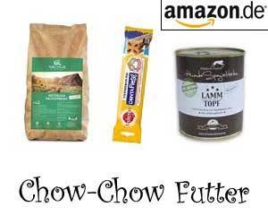 Chow-Chow Futter