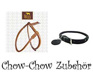Chow-Chow Zubehör