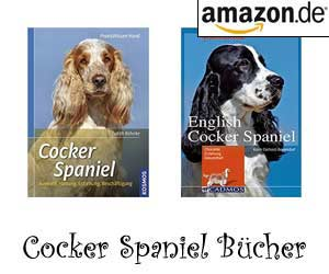 Cocker Spaniel Bücher