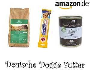 Deutsche Dogge Futter