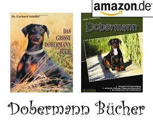 Dobermann Bücher