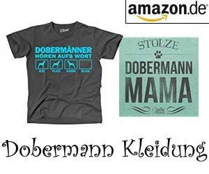 Dobermann Kleidung