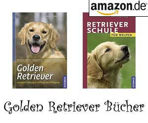 Golden Retriever Bücher