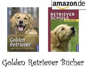 Golden Retriever Bücher