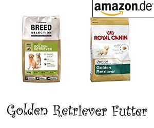Golden Retriever Futter