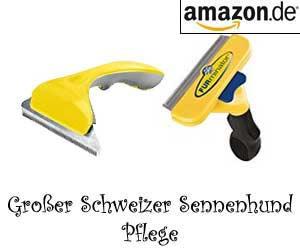 Großer Schweizer Sennenhund Pflege