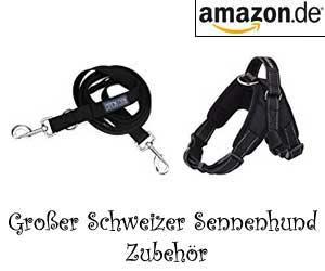 Großer Schweizer Sennenhund Zubehör