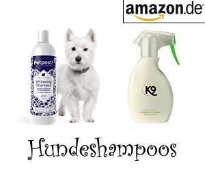 Hundeshampoos