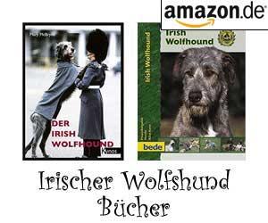 Irischer Wolfshund Bücher