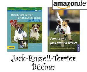 Jack-Russell-Terrier Bücher