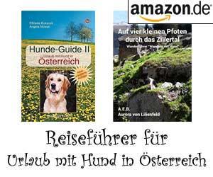 Reiseführer für Urlaub mit Hund in Österreich
