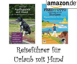 Reiseführer für Urlaub mit Hund