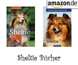 Sheltie Bücher