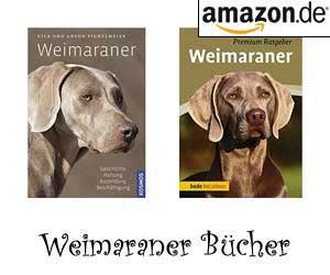 Weimaraner Bücher