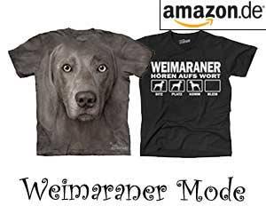 Weimaraner Mode