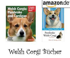 Welsh Corgi Bücher