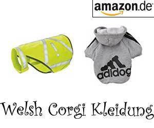 Welsh Corgi Kleidung