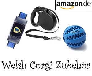 Welsh Corgi Zubehör