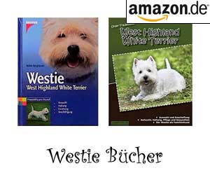 West-Highland-White-Terrier Bücher