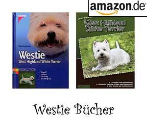 West-Highland-White-Terrier Bücher