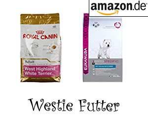West-Highland-White-Terrier Futter