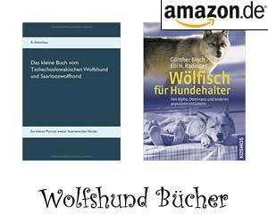 Wolfshund Bücher