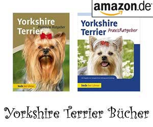 Yorkshire Terrier Bücher